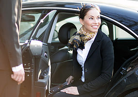 Business Taxi Account